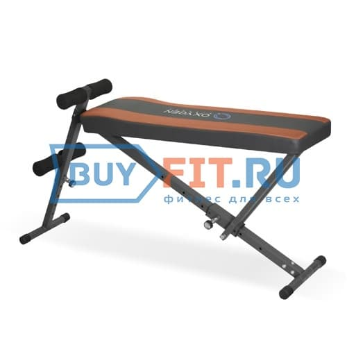 Oxygen REG SIT UP BOARD скамья для пресса - 7190