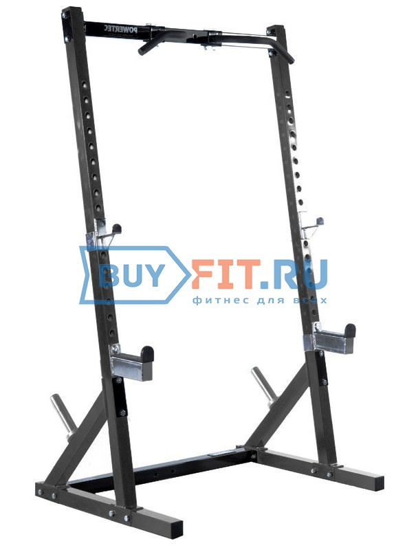 Стойка силовая Half Rack Powertec WB-HR14 B Black - 49990