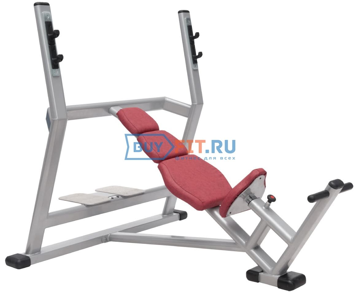 Наклонная скамья для жима Nessfitworld FW-0650 - 92000