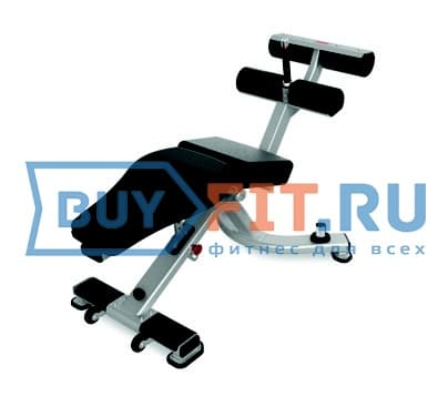 Скамья для пресса Nautilus Adjustable Abdominal Bench CHF/9IP-B7510 - 108990