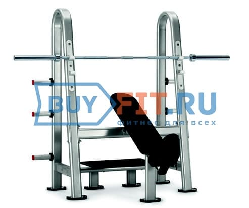 Скамья для жима Nautilus Olympic Incline Bench CHF/9IN-B7201-29AGS - 97490